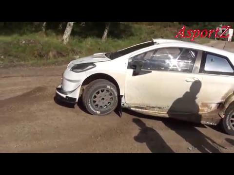 WRC 2017 :: Jari-Matti Latvala / Miikka Anttila :: Toyota Yaris ::TOYOTA Gazoo Racing WRT:: Portugal