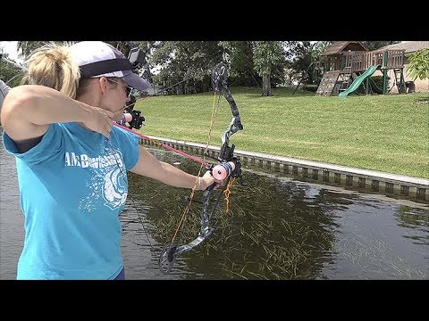 Bowfishing {Catch Clean Cook} Asian Tilapia
