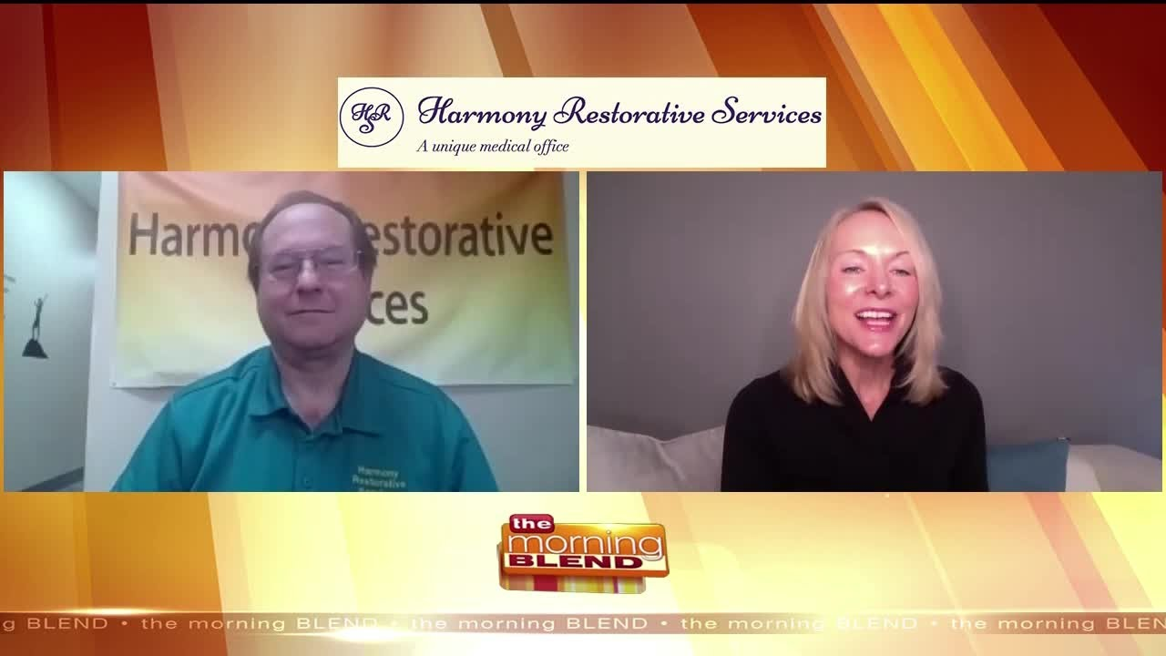 The Morning Blend with Harmony Restorative Services 11/27/20