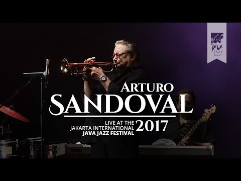 "Arturo Sandoval ""Peanut Vendor"" live at Java Jazz Festival 2017"