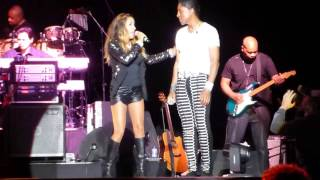 Jermaine Jackson When The Rain Begins To Fall Live Suikerrock 2014