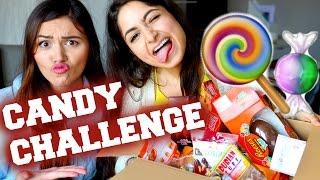 CANDY CHALLENGE mit ANNA MARIA