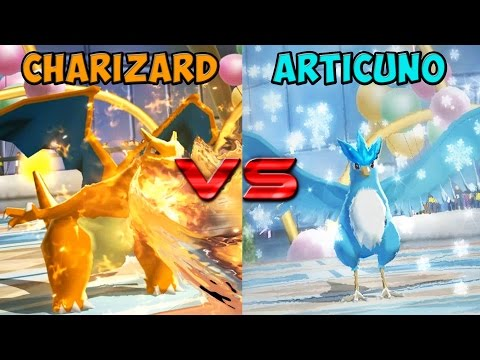 charizard vs articuno full episode in english
