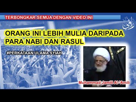 Syiah Berkata #9 - Ngawur - Mengklaim Bahwa Dia Lebih Mulia dari para Nabi dan Rosul