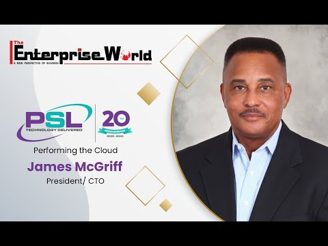 In Conversation with James McGriff | Peniel Solution | The Enterprise World
