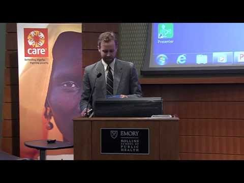 Water, Sanitation, and Hygiene: Transforming Lives: World Water Day Atlanta panel event