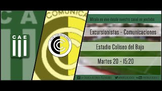 Excursionistas vs CSD Comunicaciones full match