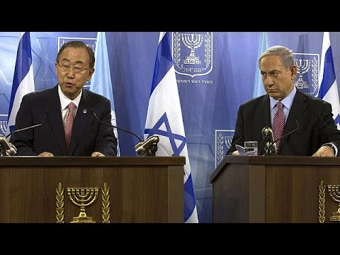 """UN chief: """"Too many Palestinian and Israeli mothers are burying their children"""""""