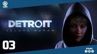 GYERÜNK TOVÁBB! - DETROIT BECOME HUMAN #03 /LIVE/
