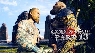God of War - Part 13 - EPIC BALDUR FIGHT (Round 2)