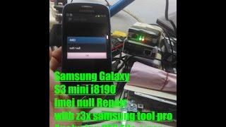 Repair imei samsung galaxy s3 mini