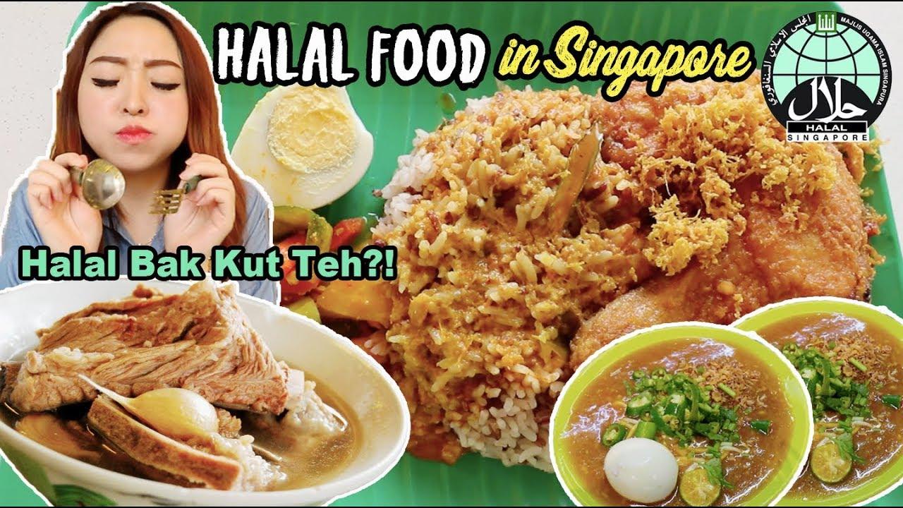 Bak Kut Teh Juga Halal The Best Halal Food In Singapore Jennieinsingapore Ep 2 Youtube