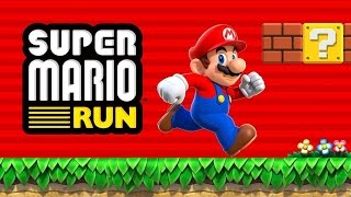 Super Mario Run - Nintendo Co., Ltd. World 1 Level 1-2