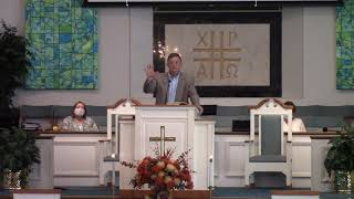 Sermon November 8 2020 Living the Doxology Part 1