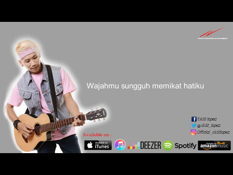 DIDIT LOPEZ - CINTA BILANG CINTA (Official Lyric Video)
