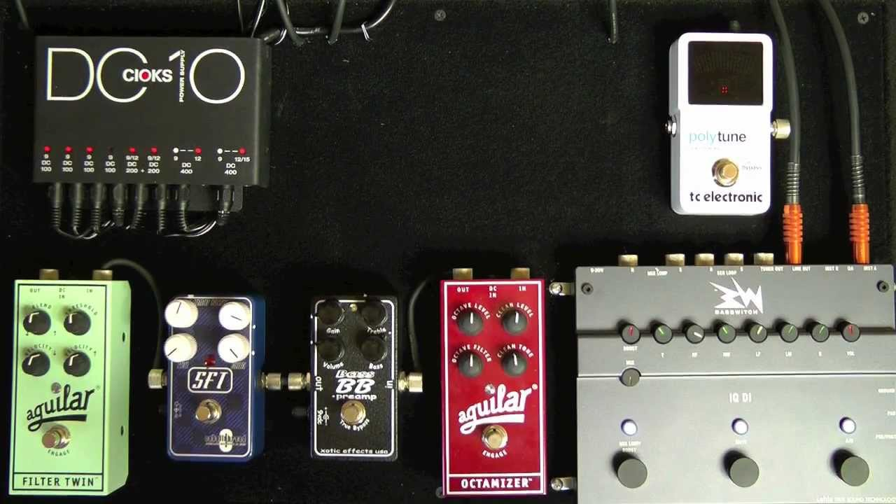 how to choose a power supply for your pedalboard youtube. Black Bedroom Furniture Sets. Home Design Ideas