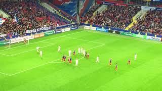 ЦСКА - Арсенал 6-0 !!! 2 гол Чалова