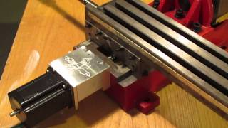x2 mini mill cnc conversion part 3 x axis installation