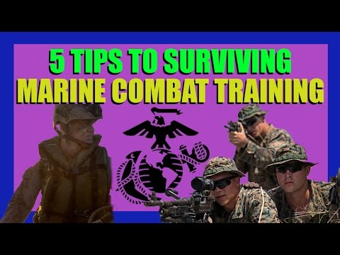 5 TIPS TO SURVIVING MCT [MARINE COMBAT TRAINING]