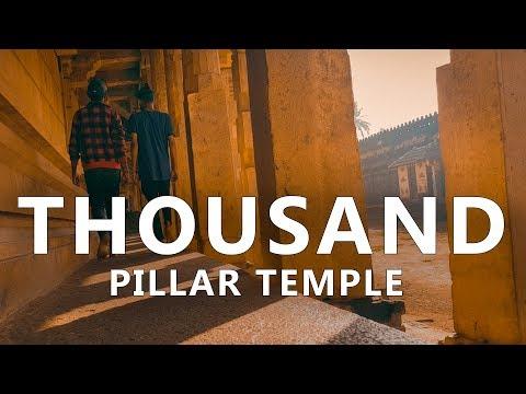 IN DARKNESS LIGHT PERSISTS : Thousand Pillar Temple ( Moodbidri Jain temple )
