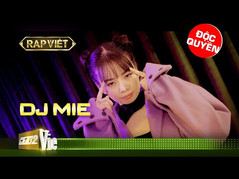 HOT: DJ Mie giải thích vì sao để tóc Na Tra, tiết lộ nếu không làm DJ sẽ làm nghề này| RAP VIỆT