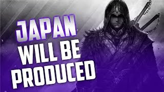 Why Assassin's Creed Japan WILL Be Made/Produced! AC Japan