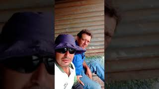 Ceva do Carlão com meu pai