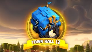 Town Hall 12 Update is Here! (Clash of Clans Official) thumbnail