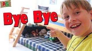 Letzte Room Tour von meinem Kinder Zimmer👦 Ash5ive 🙃 Spielzeug und Kinderkanal 😁