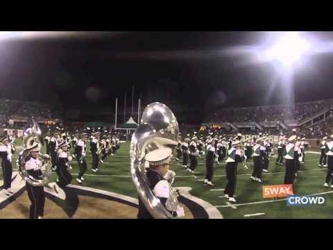 The Fox   Ylvis Ohio University Marching 110