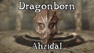Skyrim: Dragonborn - Unique Armor: Ahzidal (Side Quest: Unearthed)