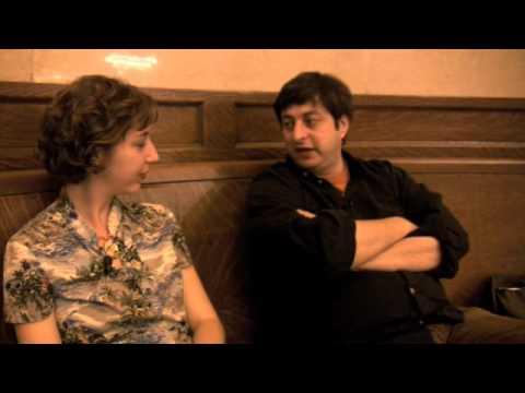Comedians Eugene Mirman and Kristen Schaal Interview Each Other