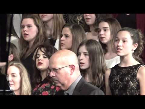 Onondaga County Junior High All-County Music Festival 2016