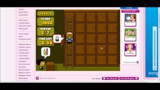 Hiannable's Random Games: Online: School Supply Snap