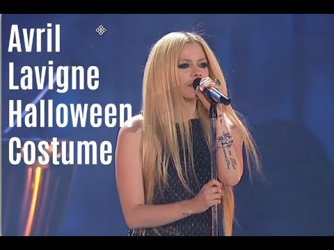avril lavigne halloween costume all things bri