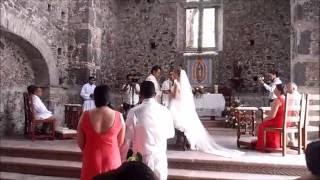 Свадьба Надя и Раймонд апрель 2016