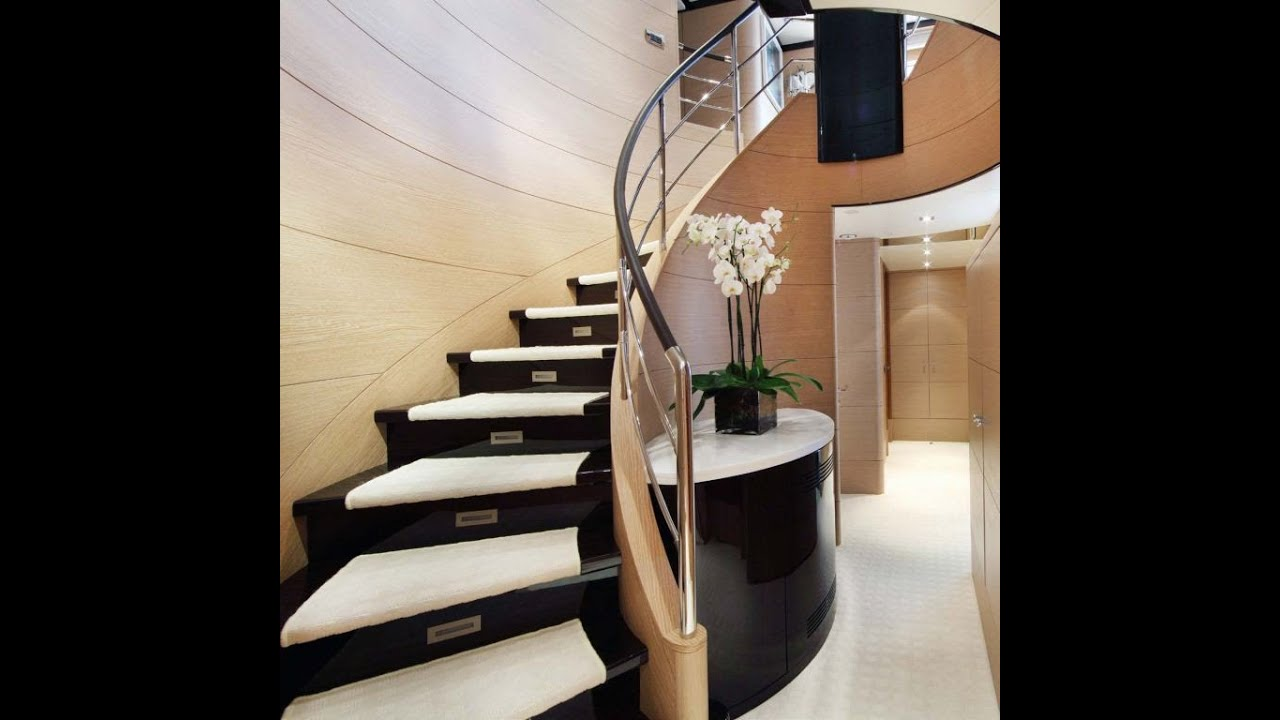 Deep introduction to stairs in autocad architecture - Ideas para escaleras de interior ...