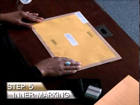 Packaging Classified Documents
