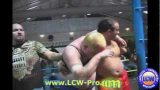 LCW   2 2 2013   Boyboy vs  Dirty Sonny Deeds