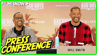 BAD BOYS FOR LIFE | Press Conference