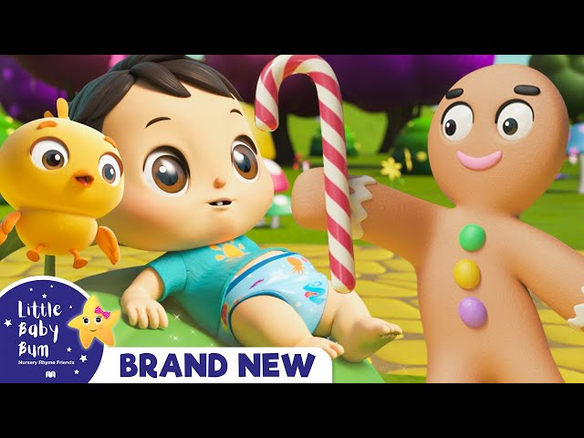 The Fairy Tale Song   Nursery Rhymes   BRAND NEW! Baby Songs   Kids Song   Little Baby Bum