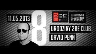 DAVID PENN @ 2BE CLUB 11.05.2013 POLAND - BIELSKO BIAŁA