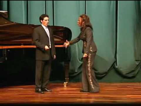 Master Class Series with Mezzo-Soprano Denyce Graves