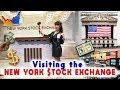 Wall Street e New York Stock Exchange TOUR $