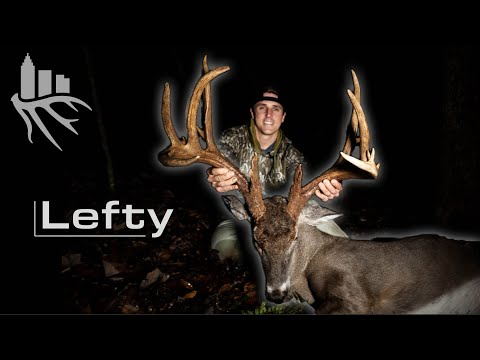 (MUST WATCH!!) Outsmarted by a MONSTER BUCK for 49 Hunts: Suburban Bowhunter (Lefty: Part 2)