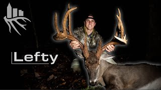 Gambar cover (MUST WATCH!!) Outsmarted by a MONSTER BUCK for 49 Hunts: Suburban Bowhunter (Lefty: Part 2)