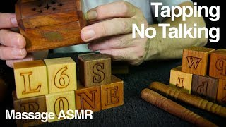 ASMR Tapping Sounds - No Talking