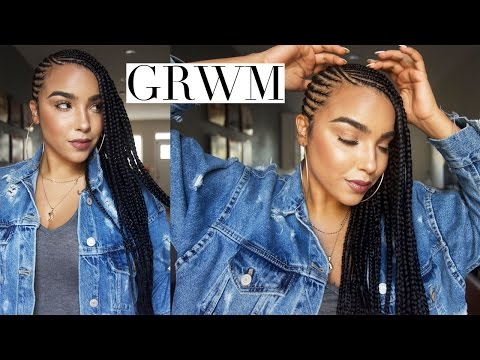 Chit Chat GRWM: New Hair, WHO DIS?!