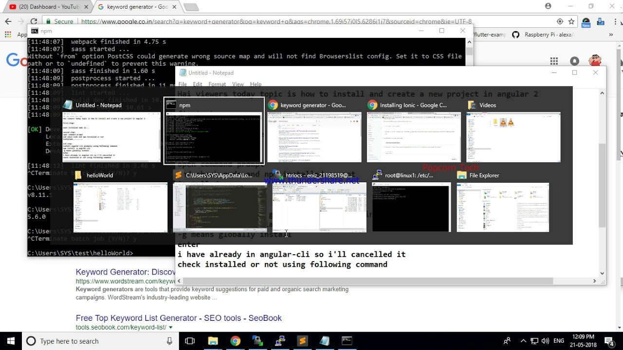 how to install angular cli tamil | install angular 2 tamil | angular 5 |  angular 6 | software jobs
