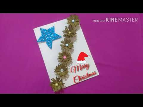 easy simple happy new year cardhow to make happy new year cardhappy new year 2018handmade cards
